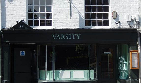 170531 front view of Varsity